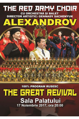 The red army choir mare