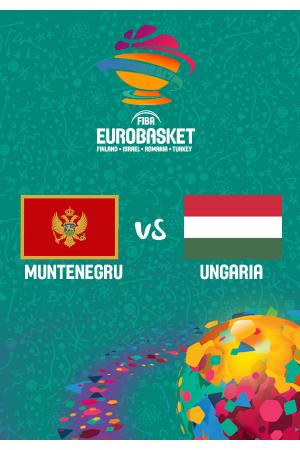 Muntenegru ungaria mare