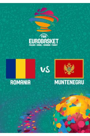 Romania muntenegru mare