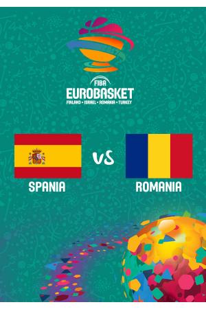 Romania spania mare