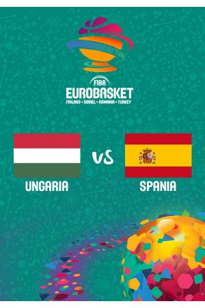 Ungaria spania mare