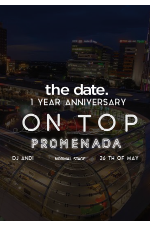 The date on top promenada