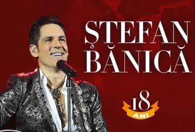 Stefan banica concert craciun 2019 front